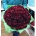 35 роз кения в сетке
