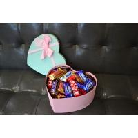 Подарочное сердце с конфетами