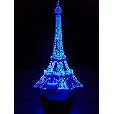3D Светильник-ночник №7