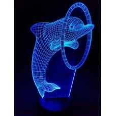 3D Светильник-ночник №6