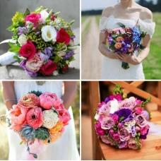 Свадебный букет по вашему фото