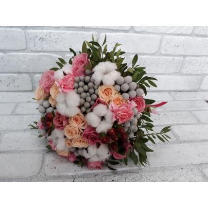 Букет невесты № 19